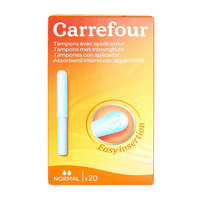 Carrefour Tampon App Carton Normal X20
