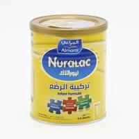 المراعي نيورالاك حليب مرحلة 1 للأطفال 400  جرام