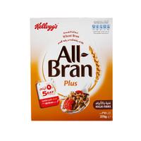 Kellogg's All Bran Plus Cereals 375 g