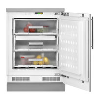Teka Built-In Freezer 87 Liter TGI2 120D