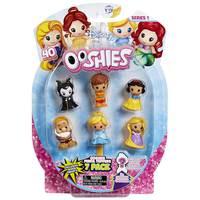 Ooshies Disney Princess Set, 7 Pack Series 1