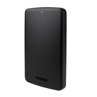 Toshiba Hard Disk 2TB Canvio Basics Black