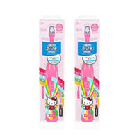 Sanrio Toothbrush Hello Kitty X2