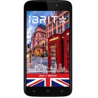 iBrit Alpha Dual Sim 3G 8GB Black