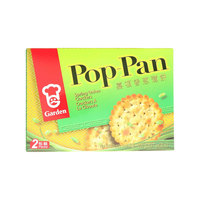 Garden Pop Pan Spring Onion Crackers 200g