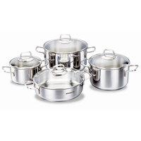Korkmaz Perla Cookware Set 8Pcs