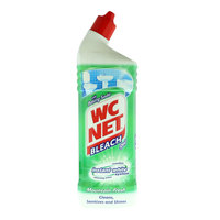 Wc Net Mountain Fresh Bleach Gel 750ml