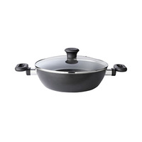 Tefal Stainless Steel Madras Kadai With Lid 26CM