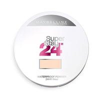 Maybelline Powder Super Stay Ivoir No 010 + Brush Free