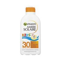 Garnier Ambre Solaire Kids Sun Cream SPF 30 200ML