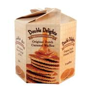 Double Delights Original Dutch Caramel Waffles 252g