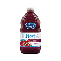 Ocean Spray Diet Cranberry Pomegranate Juice Drink 64OZ