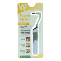 Pearlie White Lighted Tooth Stain Eraser