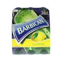 Barbican Lemon Non Alcoholic Malt Beverage 330mlx6
