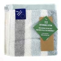 TEX Face Towel 30x30 Green