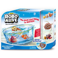 Zuru Robo Alive Fish and Turtle Value Pack