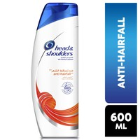 Head & Shoulders Anti-Hairfall Anti-Dandruff Shampoo 600ml