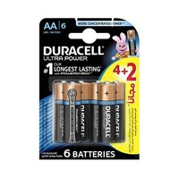 Duracell Ultra Power Type AAA Alkaline X4