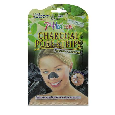 Montagne-Jeunesse-Charcoal-Nose-Strips-X3