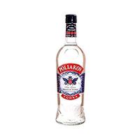 Poliakov Vodka 70CL + 20CL + 5CL Free