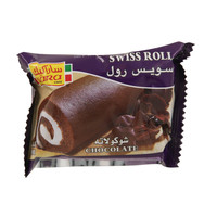 Sara Chocolate Swiss Roll Cake 75g