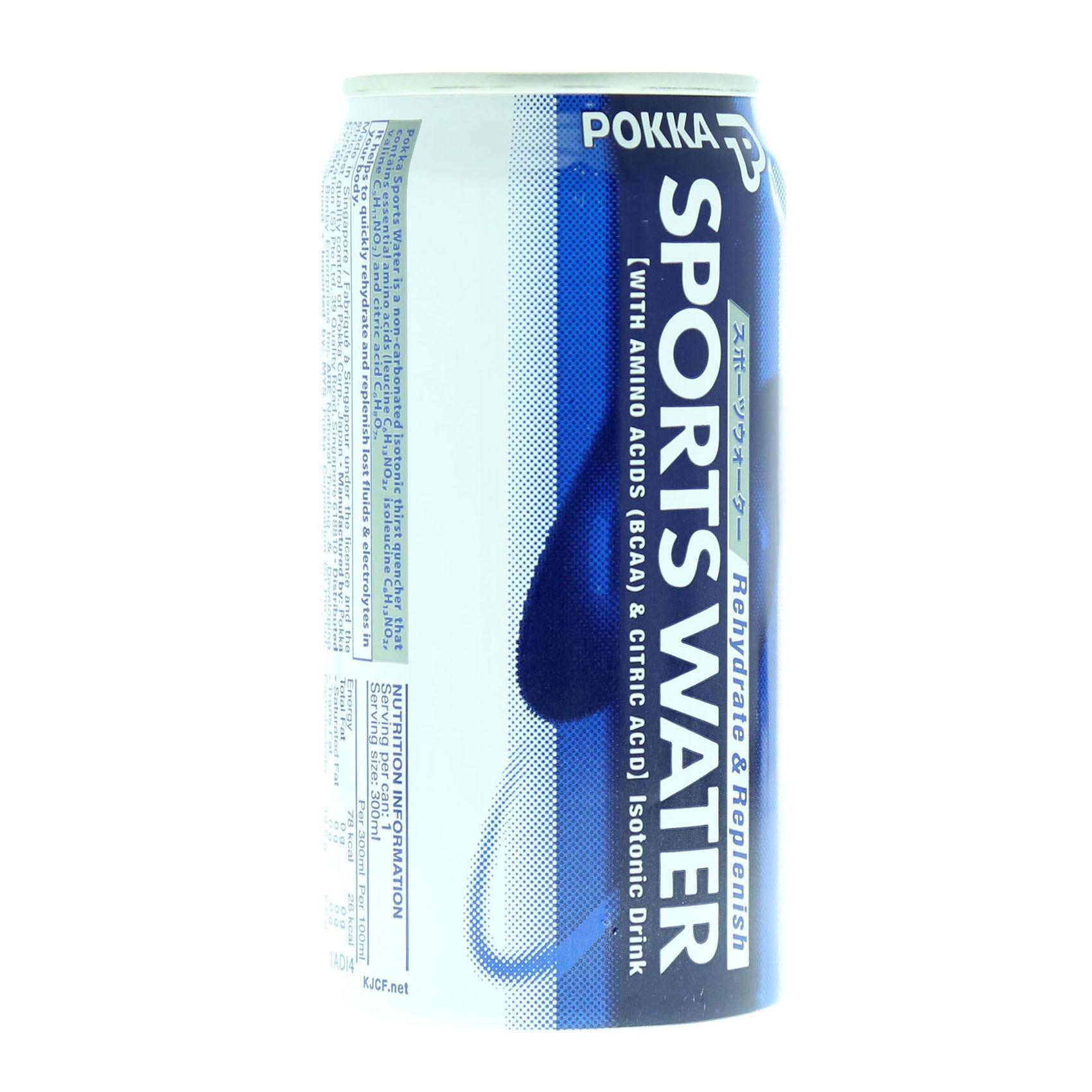POKKA SPORT WATER 300ML
