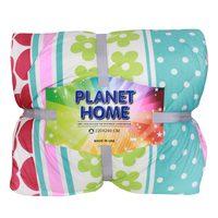 Planet Home Microfiber Comforter 220X240 Pink
