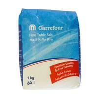 Carrefour Fine Table Salt Blue 1kg