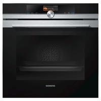 Siemens Built-In Microwave Oven 58 Liter HB676GBS1M 60CM