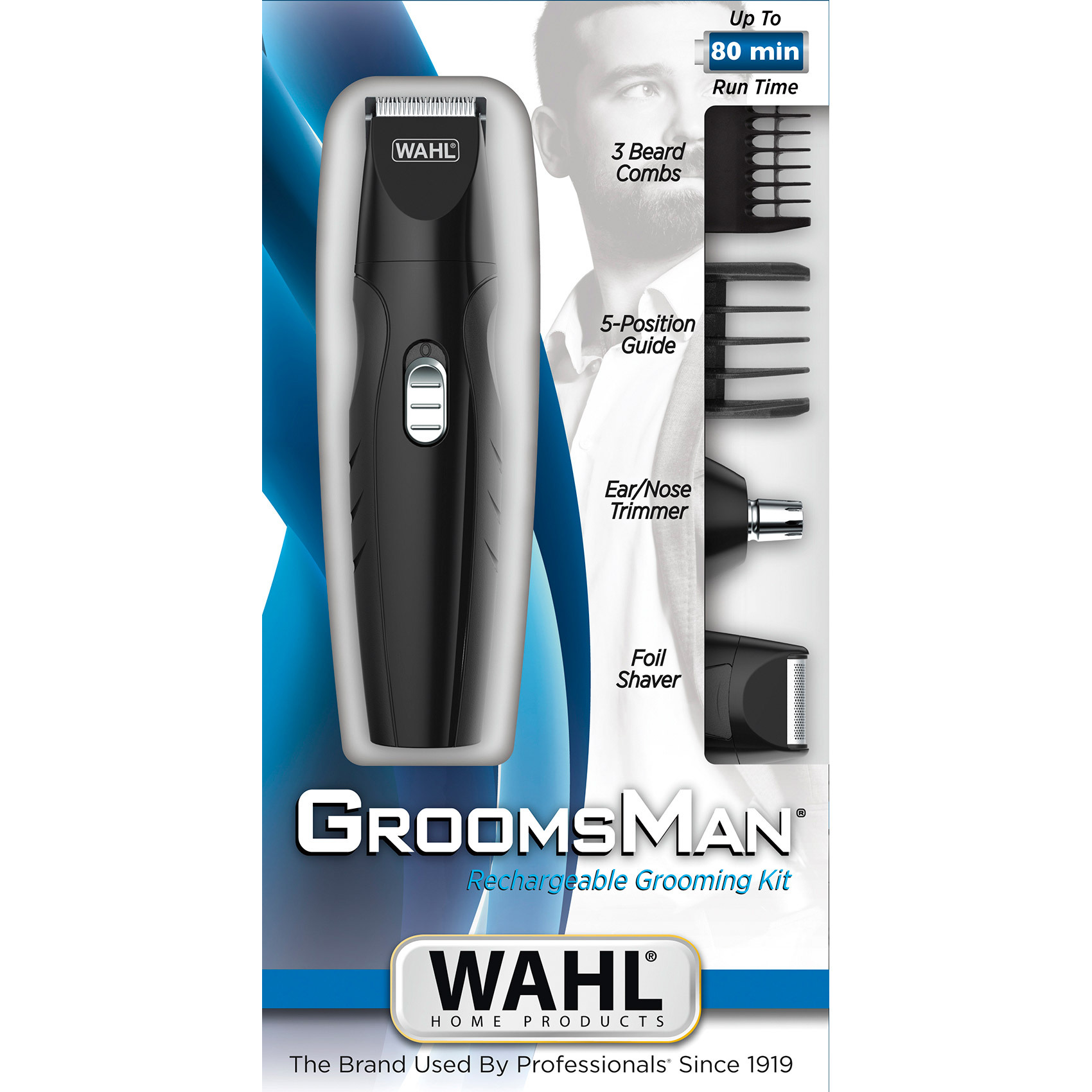 WAHL TRIMMER MULTI 9685-017