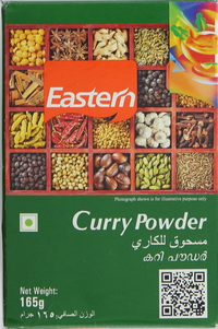 Eastern Curry Powder 165g