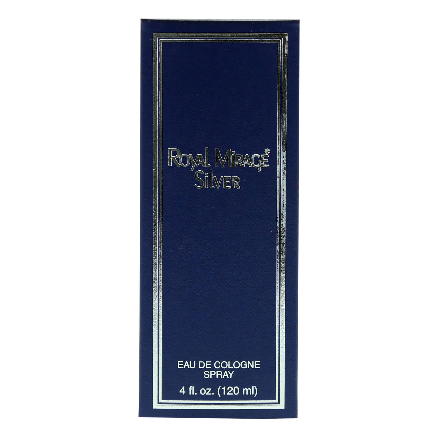 ROYAL MIRAGE PERFUME SILVER 120ML