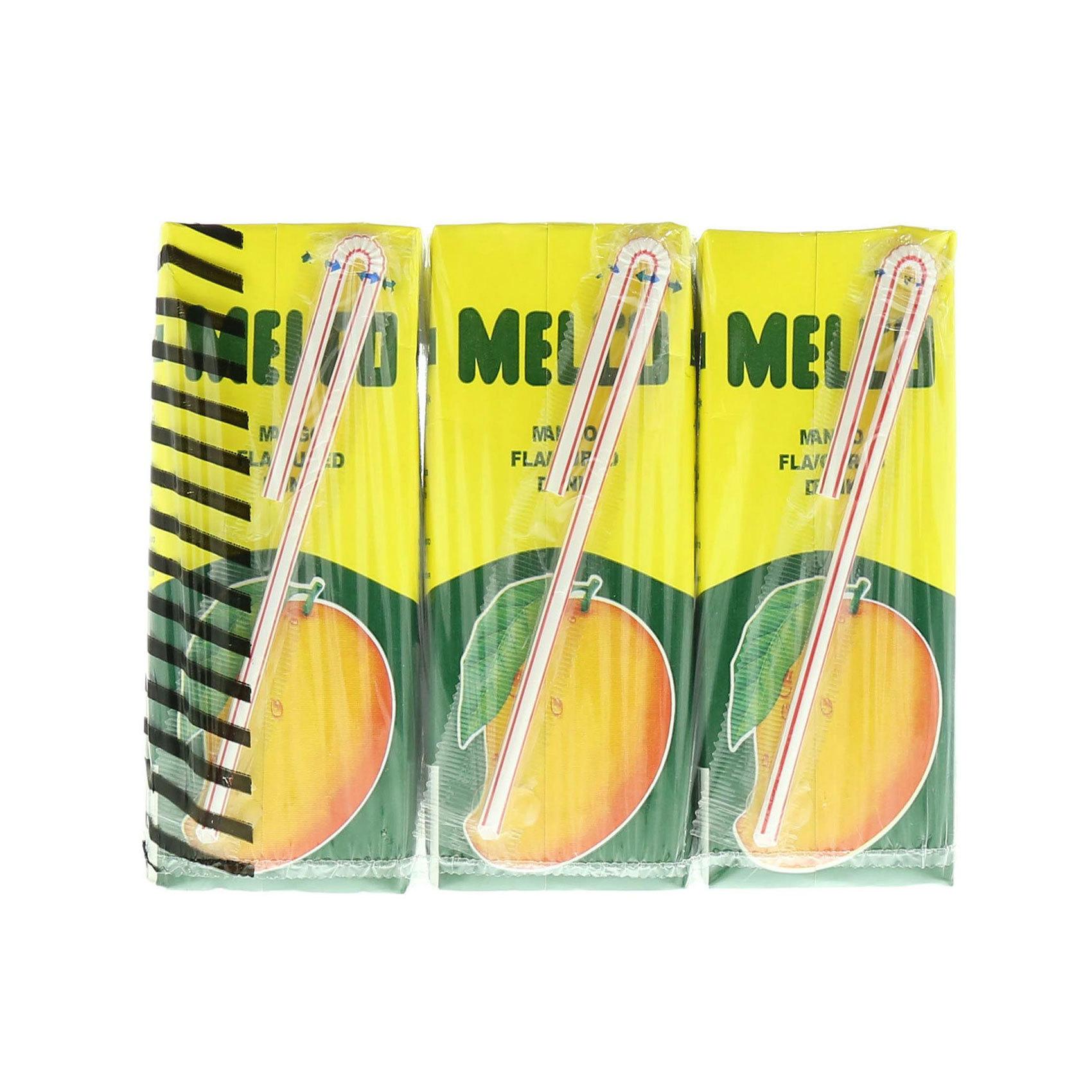 MILCO MANGO DRINK 250MLX9