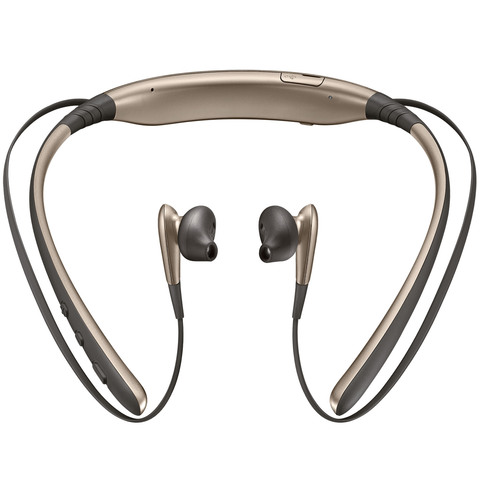 Samsung-Bluetooth-Headset-Level-U-BG920-Gold