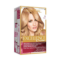 L'Oreal Excellence Creme Light Blonde No 8