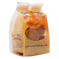 Double Delight Original Dutch Caramel Waffles Mini 200g