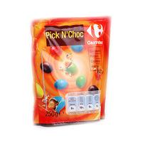 Carrefour Pickn' Choc Peanut 250GR