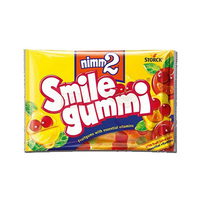 Storck Nimm 2 Smile Gummi Fruit Gums 90GR