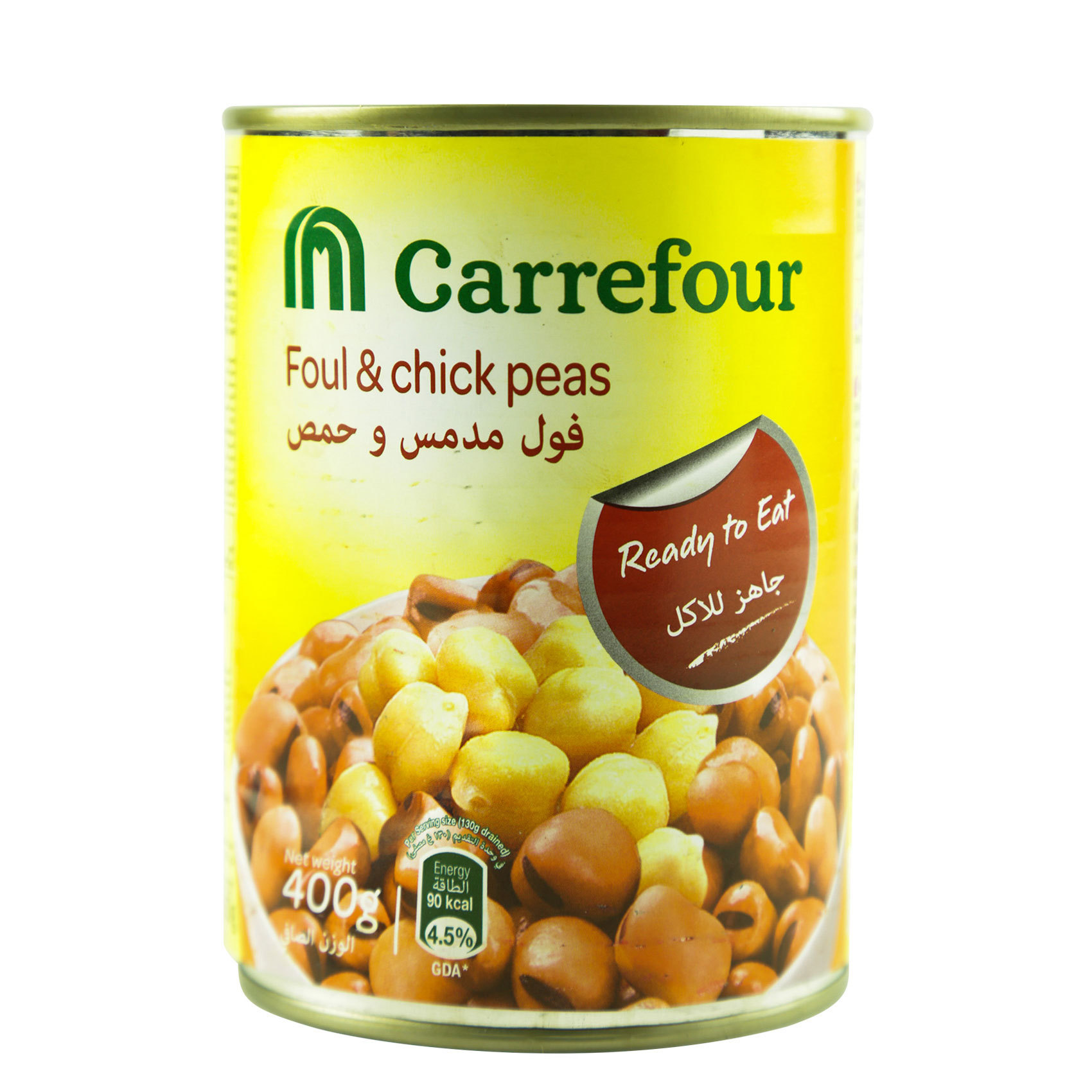 CRF FOUL & CHICK PEAS 400G