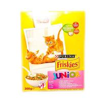 Purina Friskies Junior With Chicken & Milk Cat Dry Food�300GR