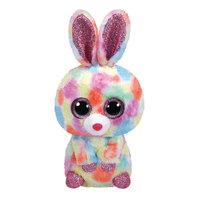 "Ty Beanie Boos Bunny Bloomy Pastel 6"""
