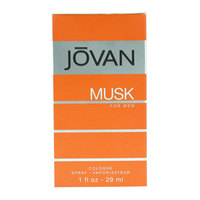Jovan Cologne Spray Musk For Men 29ml