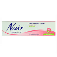 Nair Hair Removal Cream With Rose Fragrance 110 ml