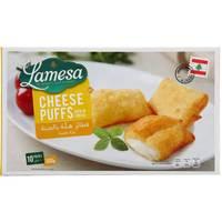 Lamesa Cheese Puffs 10 Pieces, 300g