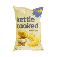 Kitco Kettle Cooked Potato Chips Sea Salt 170g