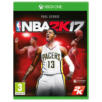 Microsoft Xbox One NBA 2K17