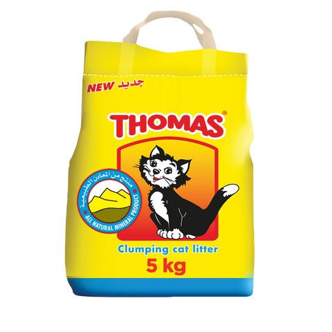 Thomas®-Clumping-Cat-Litter-5-Kg