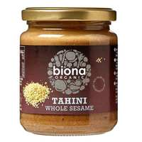 Biona Organic Tahini Whole Sesame 250g