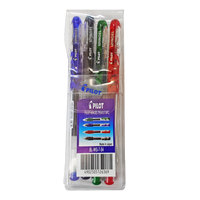 Pilot Wingel Pen 0.7 4Pc