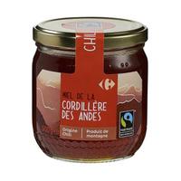 Carrefour Miel De La Cordillere Des Andes 500GR